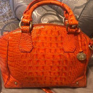 Handbags - BRAHMIN Tyler Satchel - Popsicle Melbourne